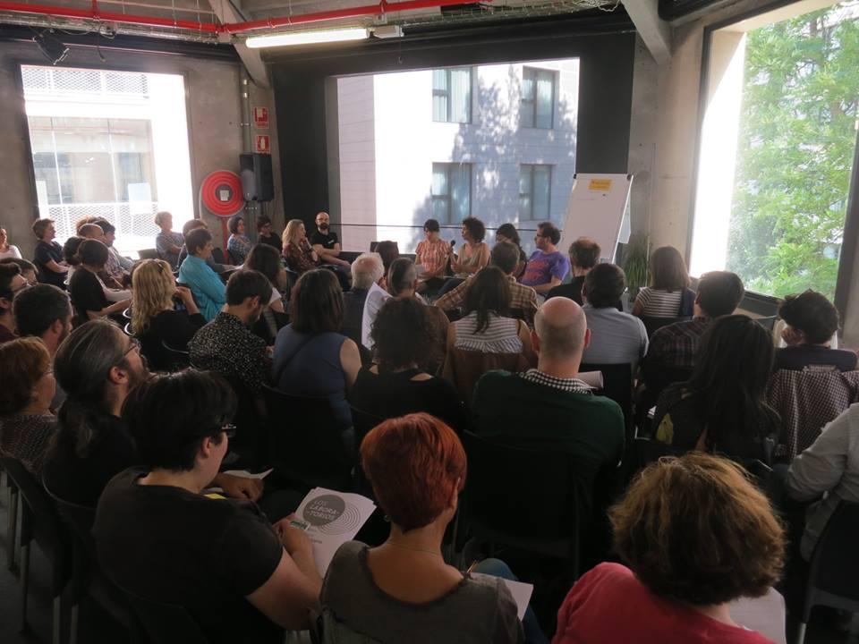 Hacia la democracia en cultura > Marta Álvarez